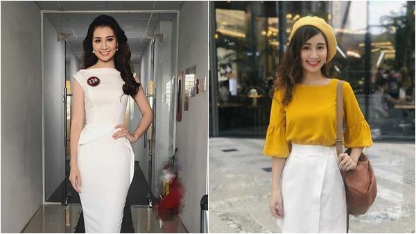 Chân dung nữ giảng viên xinh đẹp rạng ngời xứ Nghệ lọt vào Chung kết Người mẫu Quý bà Việt Nam