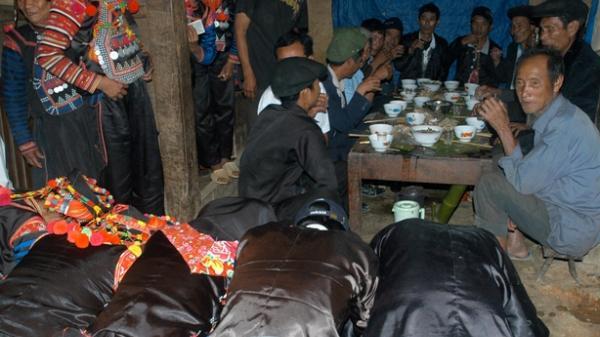 Nghi lễ đám cưới truyền thống cực độc đáo của người Hà Nhì - Lai Châu