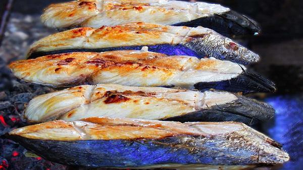 Nghệ An: Truy xuất nguồn gốc cá thu nướng bằng tem điện tử