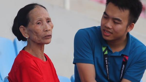 Rơi nước mắt với tuổi thơ sớm ở xa cha mẹ của Phan Văn Đức qua lời kể xúc động từ bà nội