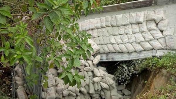 Tai nạn th.ảm khốc: Xe tải chở xi măng l.ao xuống vực, tài xế t.ử v.ong trong cabin ở Lai Châu