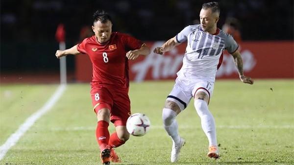Đội tuyển Việt Nam có thể m.ất một cầu thủ đa năng xứ Nghệ ở trận lượt đi với Malaysia