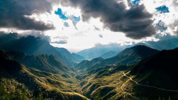 Đèo Khau Phạ (Yên Bái) và những đỉnh đèo hùng vĩ nổi tiếng bậc nhất Việt Nam