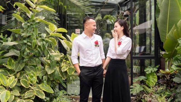 Chân dung người vợ mới cưới xinh đẹp của cầu thủ xứ Nghệ - Trọng Hoàng