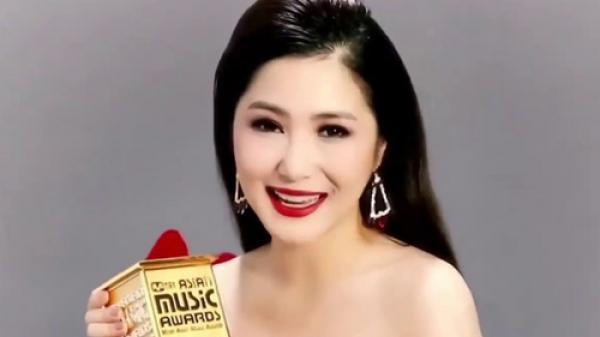Hương Tràm đoạt giải 'Nghệ sĩ châu Á' tại MAMA 2018