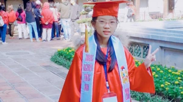 Hai học sinh Hà Tĩnh đạt giải cao tại Festival Trạng nguyên tiếng Anh