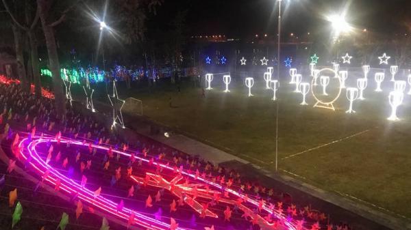 Nghệ An: Ngập tràn không khí đón Giáng sinh ở các giáo xứ