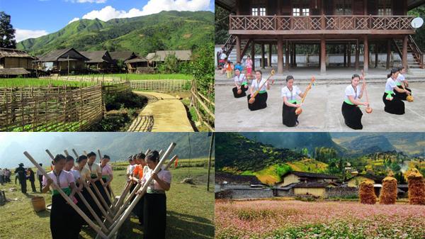 S.ay tình với thung lũng mỹ nhân nổi tiếng ở Lai Châu