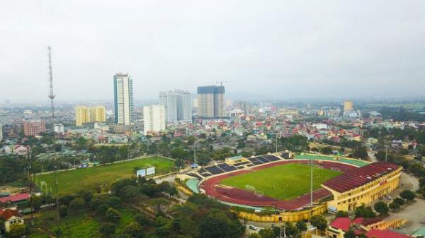 CLB Bóng đá Hồng Lĩnh được đăng ký sân vận động Hà Tĩnh làm sân nhà từ mùa giải 2019
