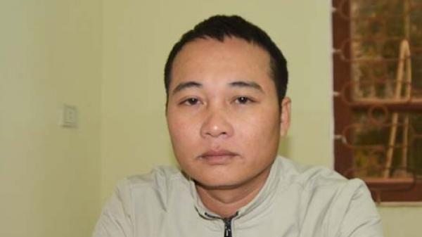 Giang hồ cho vay nặng lãi ở Nghệ An bị bắt