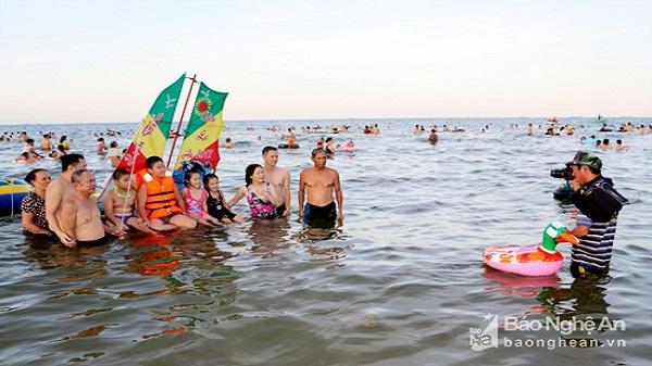 80.000 lượt khách du lịch đến Nghệ An dịp nghỉ lễ 2/9
