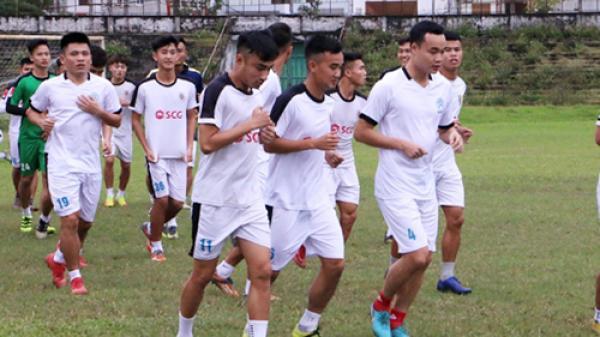 Hà Tĩnh chạm trán Tây Ninh trận mở màn Giải hạng Nhất quốc gia 2019