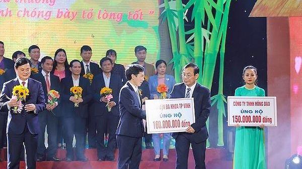 Người nghèo ở Nghệ An sẽ được nhận 64 tỷ đồng tiền Tết