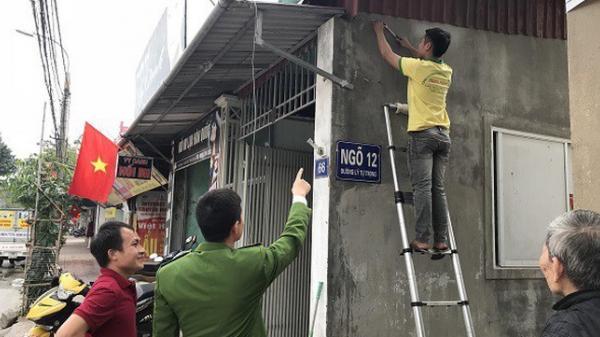 """Lắp """"mắt thần"""" trên nhiều tuyến đường ở TP Hà Tĩnh"""