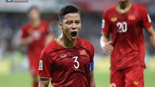 Chàng trai xứ Nghệ được chọn là cầu thủ xuất sắc nhất ĐT Việt Nam