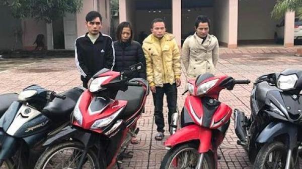 Bắt đối tượng quê Nghệ An tham gia đường dây trộm cắp xe máy liên tỉnh