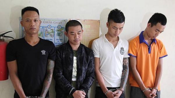Hàng trăm cảnh sát kiểm tra 44 tiệm cầm đồ, tín dụng đen