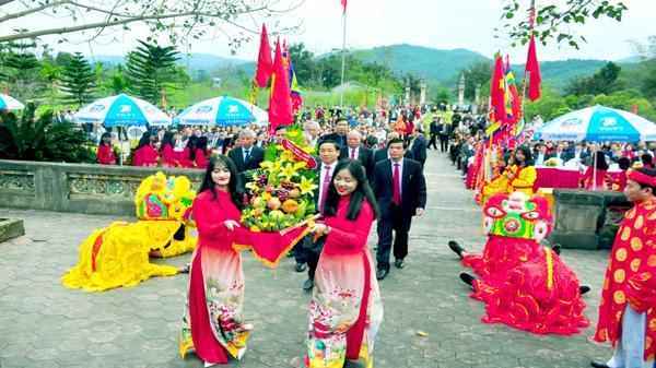 Hà Tĩnh: Hấp dẫn trước loạt hoạt động của Lễ hội Hải thượng Lãn Ông Lê Hữu Trác