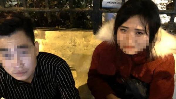 Cô gái khóc nức nở, nói cảm ơn cảnh sát 141 vì giúp lật tẩy bạn trai là người chơi m.a t.úy đúng đêm giao thừa