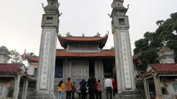 Về ngôi đền linh thiêng bậc nhất xứ Nghệ