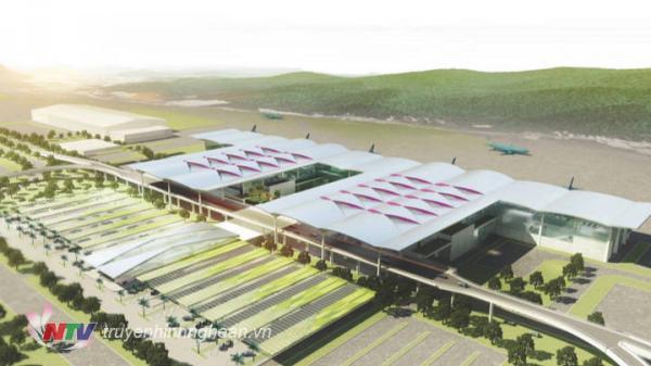Triển khai các dự án nâng cấp, mở rộng Cảng hàng không Quốc tế Vinh