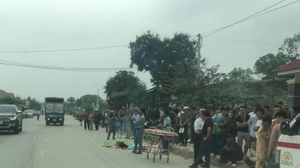 Nghệ An: Thanh niên t.ử nạn trên đường về thăm nhà cuối tuần