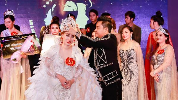Á khôi Thu Hằng (Hà Tĩnh) đăng quang Hoa hậu Doanh nhân Toàn cầu 2019 tại Hàn Quốc