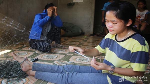 Nghị lực vượt khó của cô tân sinh viên nghèo