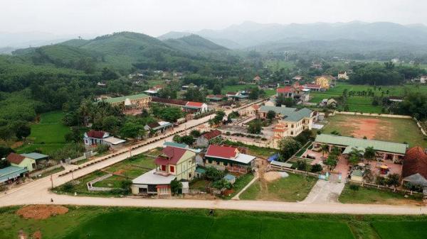 Nghệ An có thêm 1 huyện đón bằng công nhận đạt chuẩn Nông thôn mới