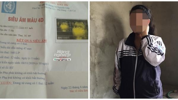 Lào Cai: Thầy giáo bị tố làm nữ sinh lớp 8 mang thai là giáo viên dạy giỏi cấp huyện