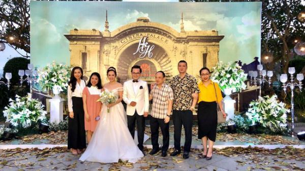 Toàn cảnh đám cưới quy tụ dàn khách mời cực khủng của NSND Trung Hiếu và vợ trẻ quê Sơn La