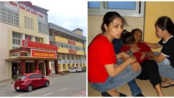 """Vụ sản phụ 36 tuổi tử vong bất thường sau ca mổ ở Hà Tĩnh: """"Vợ tôi đau tím người, bác sĩ vẫn để chờ sinh"""""""