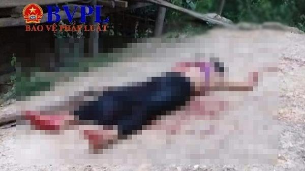 Nghe tiếng kêu cứu thất thanh, phát hiện người phụ nữ tử vong nằm sõng soài trên đường