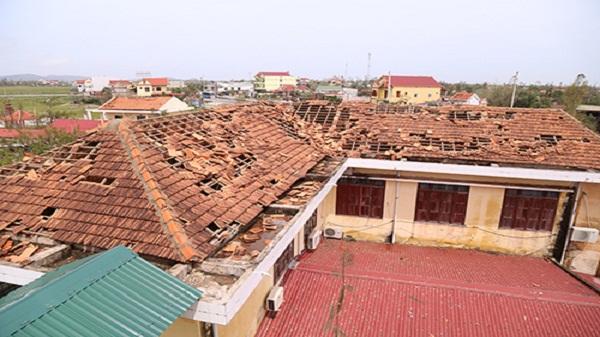Miền Trung thiệt hại hơn 11 nghìn tỷ đồng do bão Doksuri