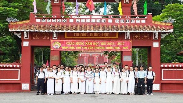 Top 5 trường THPT hàng đầu Việt Nam