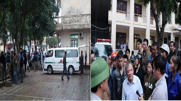 Sản phụ tử vong, người nhà đem thi thể đến bệnh viện 'bắt đền'