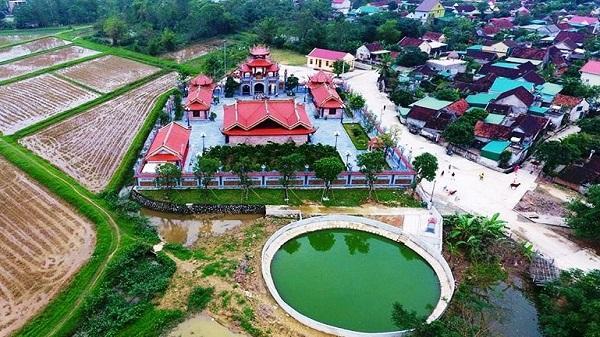 Choáng ngợp với khu nhà thờ họ trăm tỷ ở xứ Nghệ