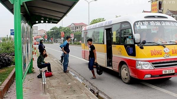 Danh sách, lộ trình các tuyến xe buýt Nghệ - Tĩnh: Đông Bắc, Thạch Thành năm 2019