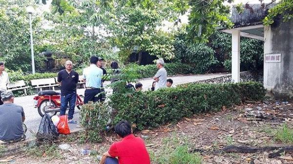 Vụ xác người trong bê tông: Bàn giao thi thể nạn nhân về Nghệ An