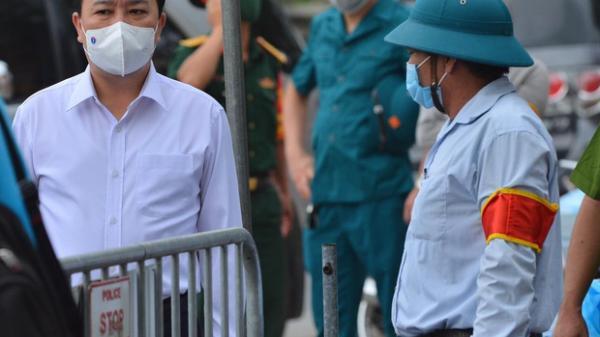 """Hà Nội giao công an lập hồ sơ xử lý BN 3092 - nguồn lây chính của """"ổ dịch"""" tại huyện Thường Tín"""