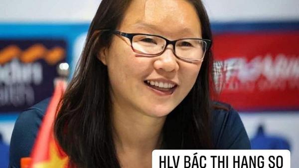 """Hình ảnh các """"nữ cầu thủ"""" ĐT Việt Nam khuấy đảo MXH, nhan sắc thầy Park gây bất ngờ nhất"""