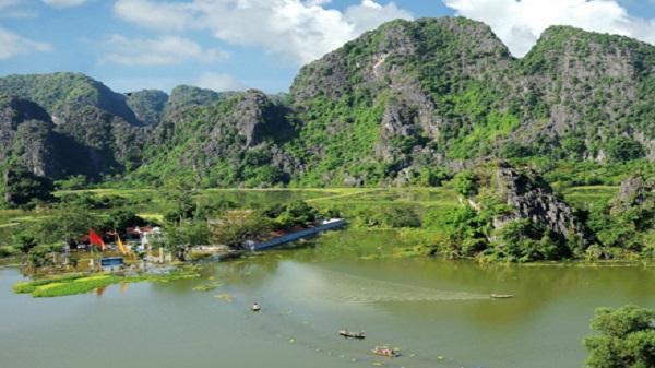 Độc đáo không gian văn hóa lịch sử ở Đền Thái Vi