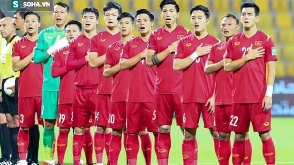 FIFA công bố BXH đặc biệt, chính thức xác định vị trí của Việt Nam ở vòng loại World Cup