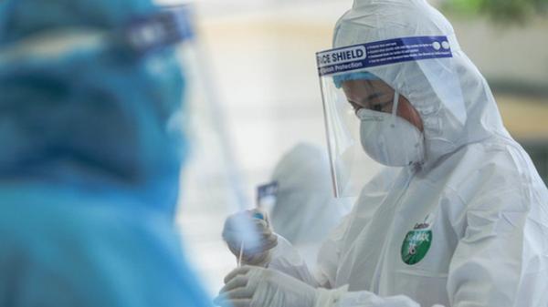 Tối 24/6: Có 116 ca mắc COVID-19 mới ghi nhận trong nước tại 9 tỉnh, thành phố