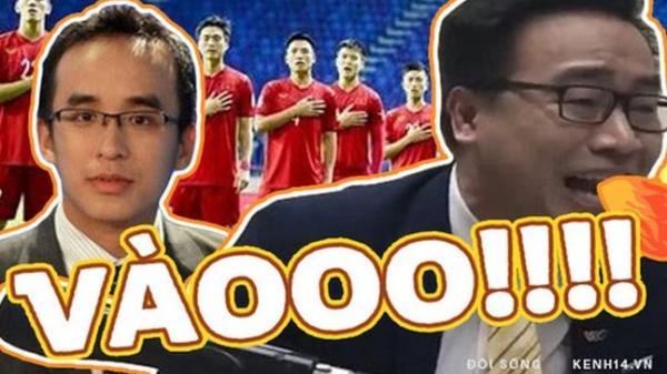 """Dàn BLV bóng đá nghe tiếng đến """"mòn cả tai"""": Biên Cương như """"đứa con thần gió"""", Quang Huy hay Quốc Khánh đều không phải dân nhà nòi"""
