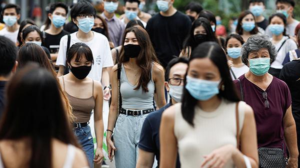 Dịch bùng phát khắp Đông Nam Á trừ một nước