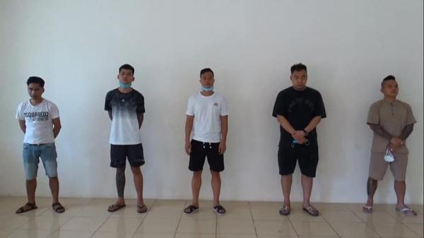 """""""Thánh chửi"""" Dương Minh Tuyền bị bắt khi đang """"bay lắc"""" ma túy"""