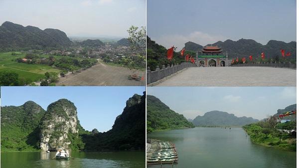 Ninh Bình: Đất cố đô sắc nước nghiêng trời