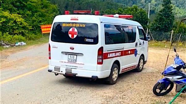 Tài xế cứu thương lái xe bỏ chạy khi bị phát hiện dương tính với SARS-CoV-2
