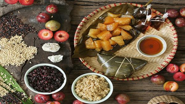 Khám phá món ăn độc đáo các vùng miền ngày Tết Đoan Ngọ